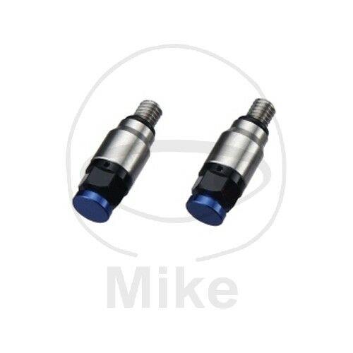 Obrázek produktu Odvzdušňovací ventil přední vidlice JMP M4 modrá