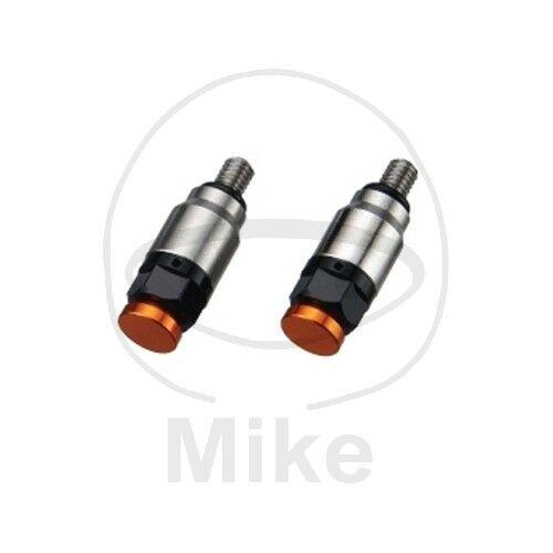 Obrázek produktu Odvzdušňovací ventil přední vidlice JMP M4 oranžová