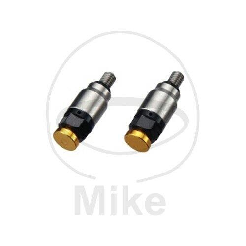 Obrázek produktu Odvzdušňovací ventil přední vidlice JMP M5 zlatá