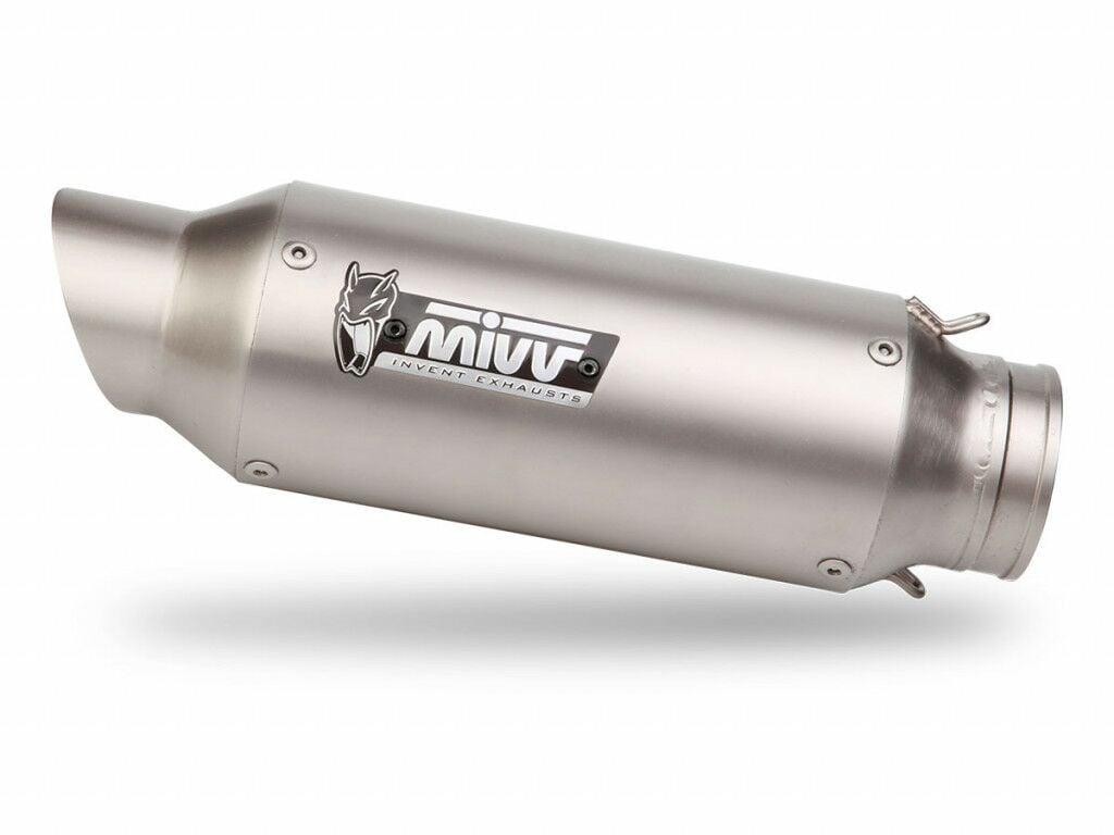 Obrázek produktu Koncovka výfuku MIVV GP Nerez