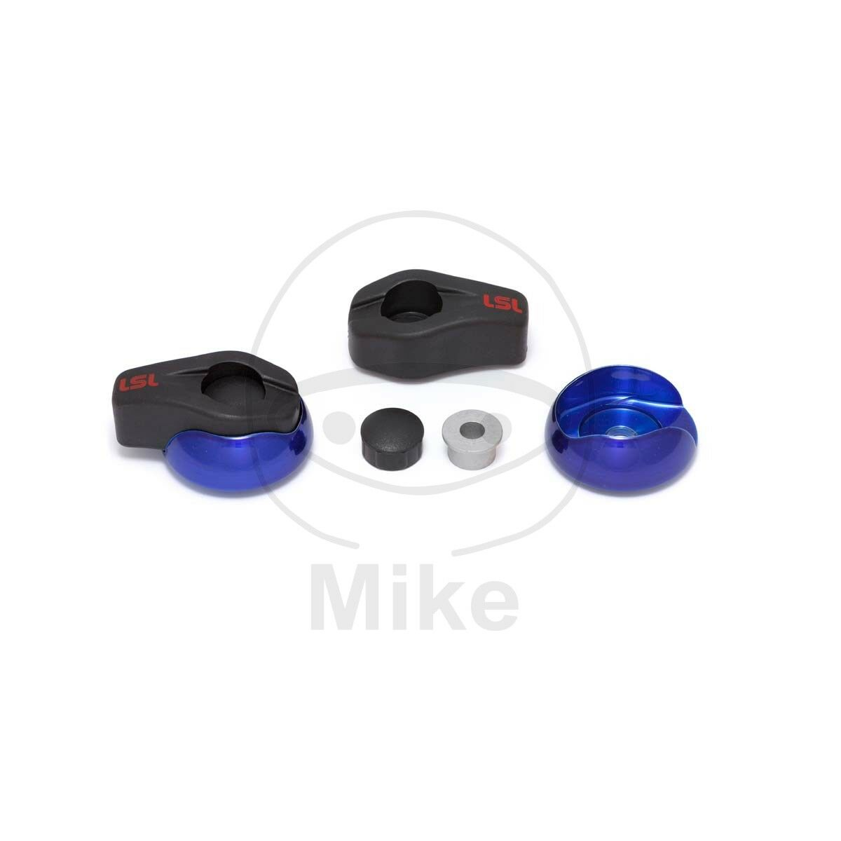 Obrázek produktu Pádové protektory LSL ALU modrá