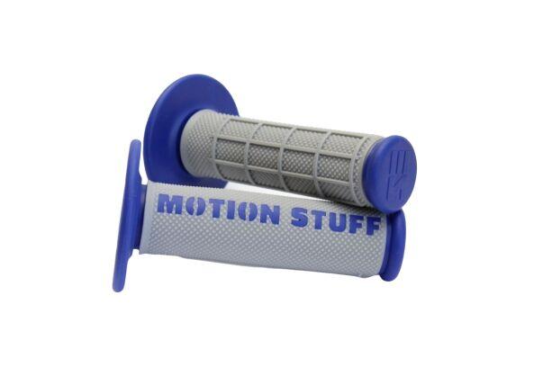 Obrázek produktu Motokrosové rukojeti supersoft MOTION STUFF Šedo/modré