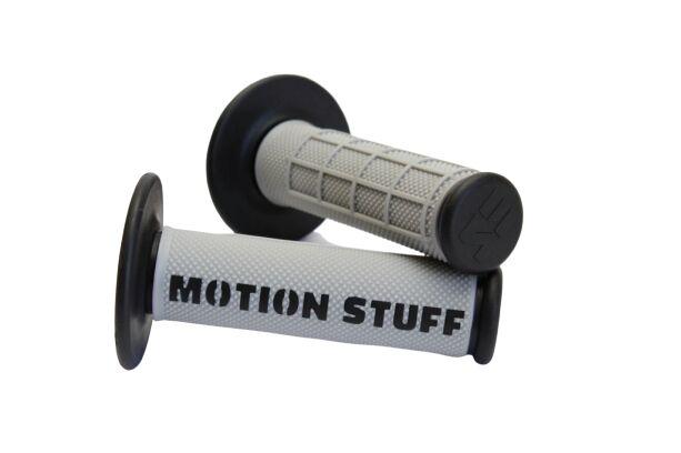 Obrázek produktu Motokrosové rukojeti supersoft MOTION STUFF Šedo/černé