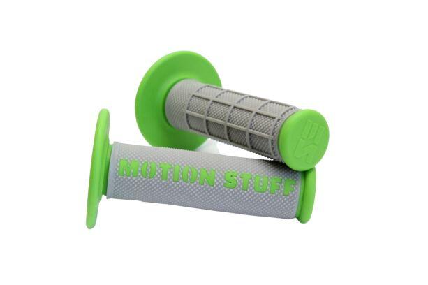 Obrázek produktu Motokrosové rukojeti supersoft MOTION STUFF Šedo/zelené