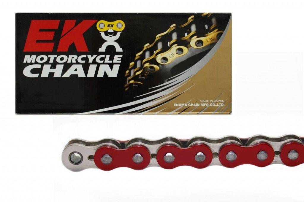 Obrázek produktu QX-kroužkový řetěz EK 520 SRX 106 L červená