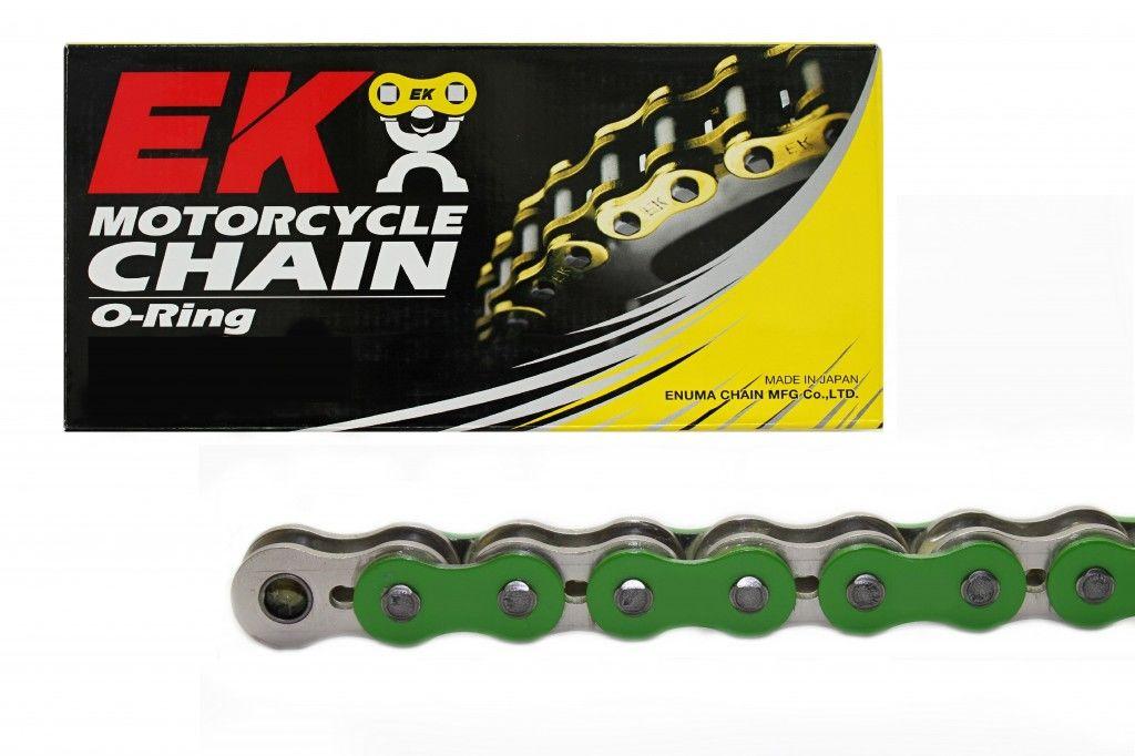 Obrázek produktu O-kroužkový řetěz EK 520 SRO5 106 L zelená