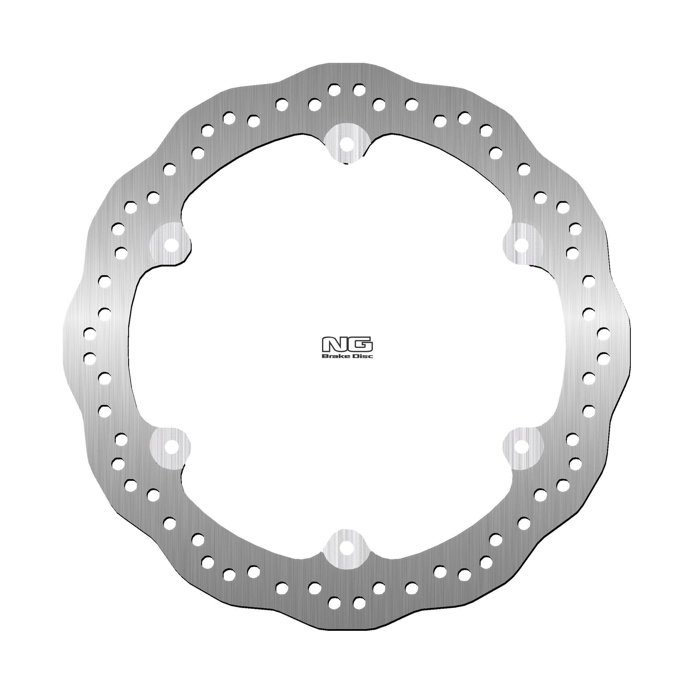 Obrázek produktu Brzdový kotouč NG Levý/Pravý; CBR F / ABS