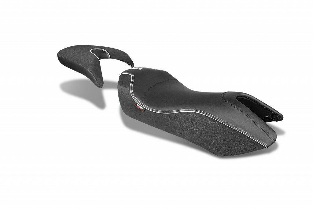 Obrázek produktu Komfortní sedlo SHAD černé, bílé švy SHH0I740C