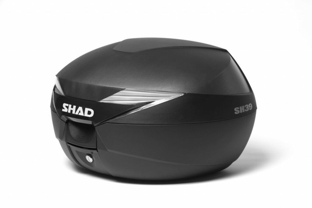 Obrázek produktu Vrchní kufr na motorku SHAD SH39 černá