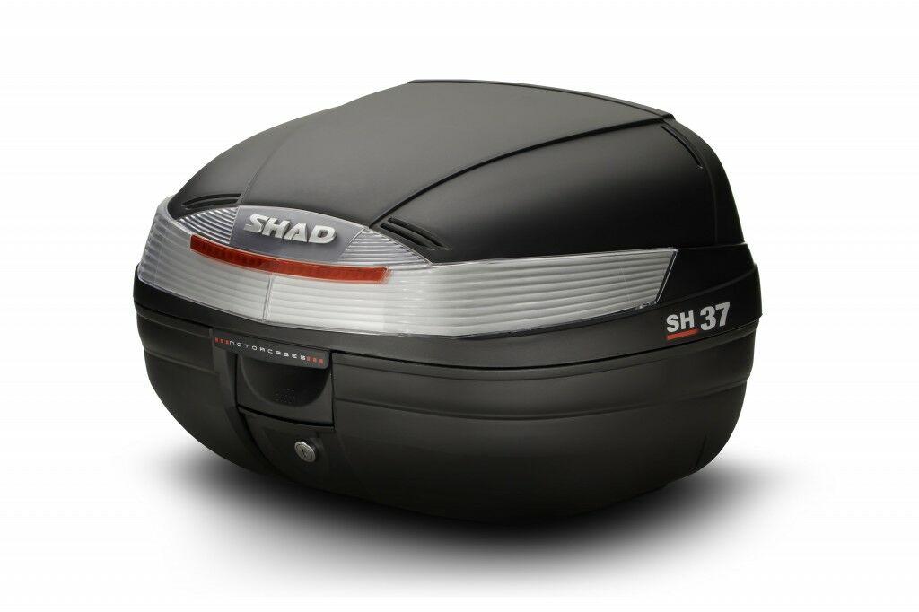 Obrázek produktu Vrchní kufr na motorku SHAD SH37 černá