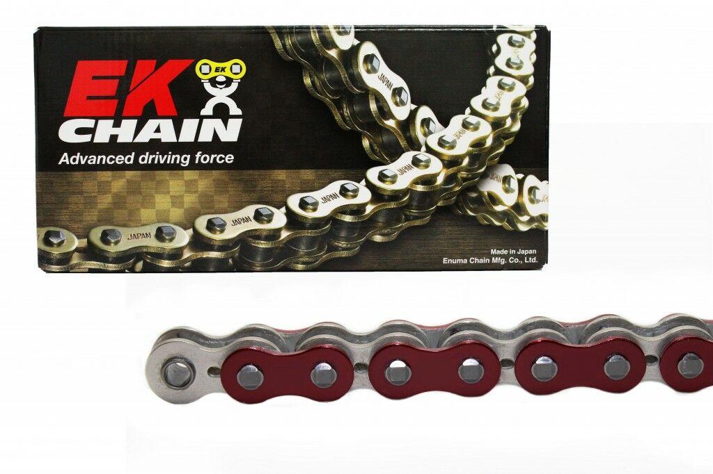 Obrázek produktu QX-kroužkový řetěz EK 520 SRX2 116 L metalická červená