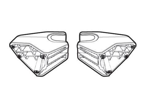 Obrázek produktu Montážní gumička SHAD pro SH35/SH36 D1B3613PR