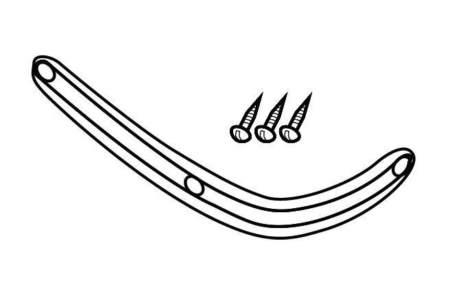 Obrázek produktu Boční nárazník SHAD pro SH42 200137R