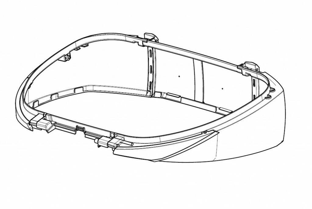 Obrázek produktu Boční nárazník SHAD pro SH58X/SH59X D1B59EMR