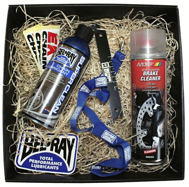 """Obrázek produktu Dárkový balíček """"Údržba řetězu"""" Bel-Ray"""