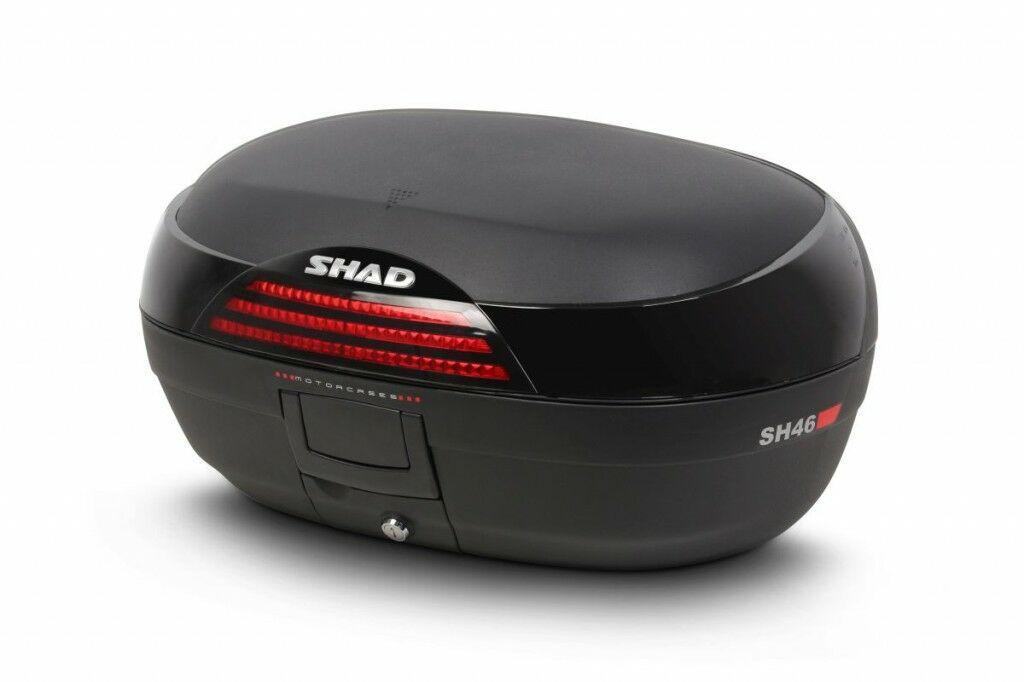 Obrázek produktu Vrchní kufr na motorku SHAD SH46 černý