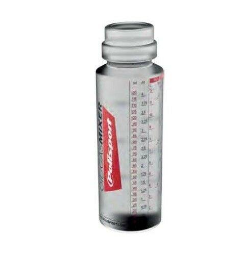 Obrázek produktu Nádoba na míchání oleje POLISPORT PROOCTANE 250 ml průhledná