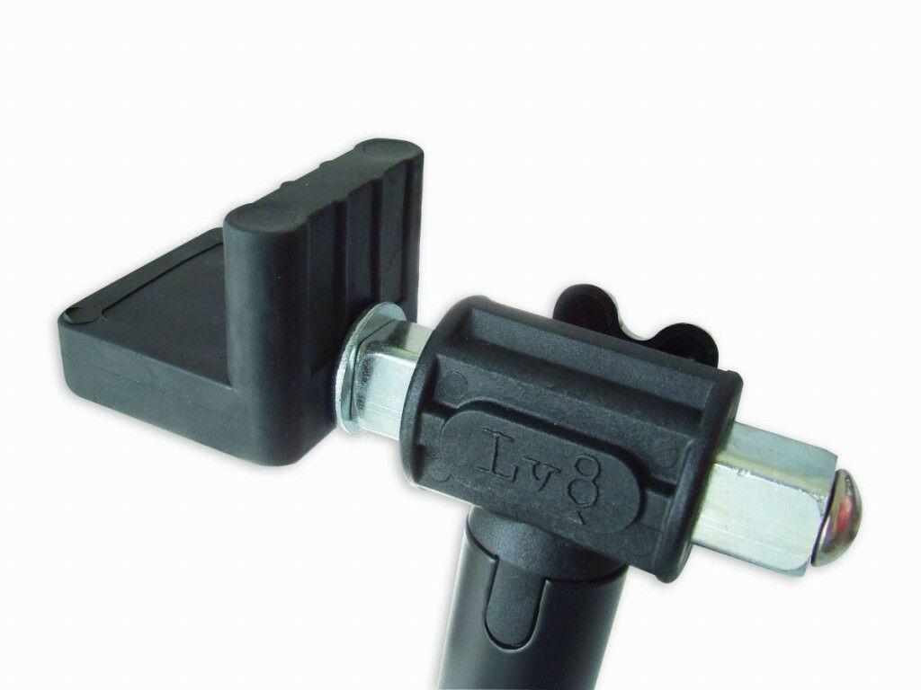 Obrázek produktu Čepy k zadnímu stojánku pryžové LV8 DIAVOL