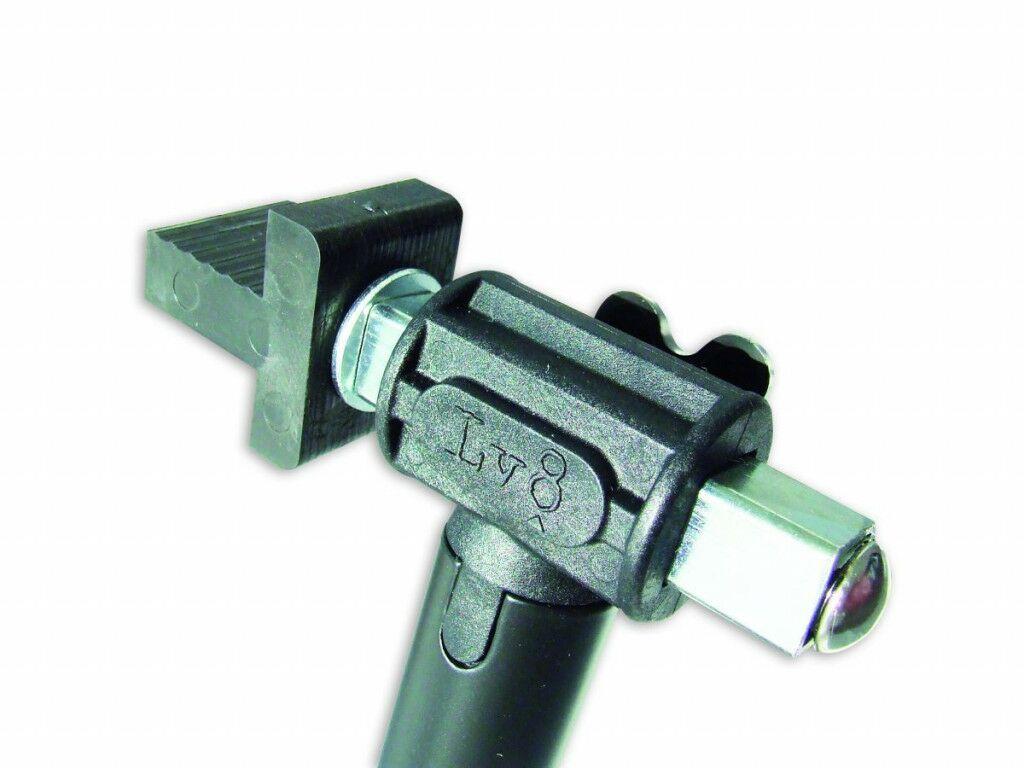 Obrázek produktu Čepy k zadnímu stojánku pryžové LV8 DIAVOL pro radiální brzdy pryžové