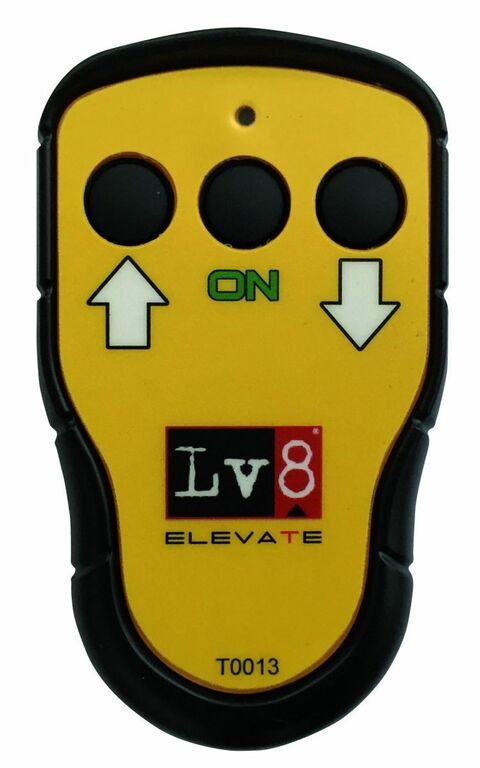Obrázek produktu Dálkové ovládání LV8 pro elektrohydraulické zvedáky EIE-LTPNK01