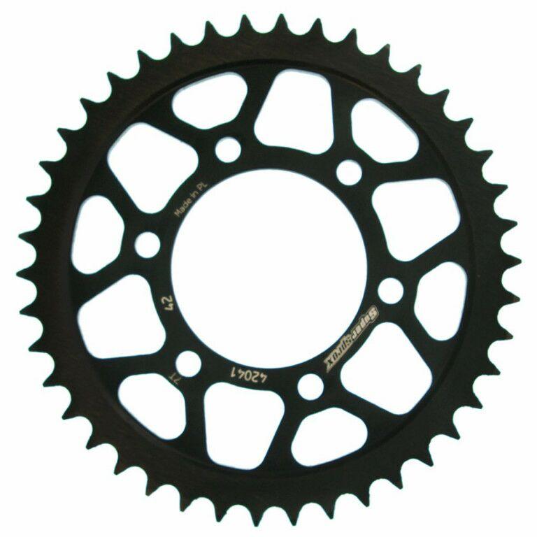 Obrázek produktu Řetězová rozeta SUPERSPROX černý 52 zubů, 520