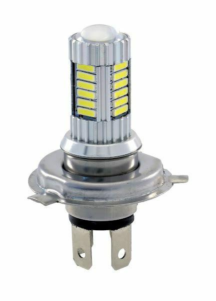 Obrázek produktu LED světlo RMS H4 600 lumenů bílá 246510785