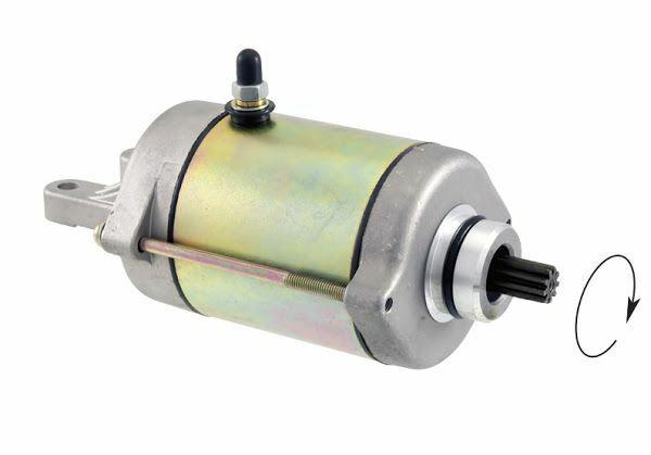 Obrázek produktu Startér motoru RMS 246390271