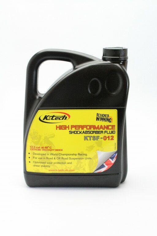 Obrázek produktu Olej pro zadní tlumič K-TECH HPSF-012 5l
