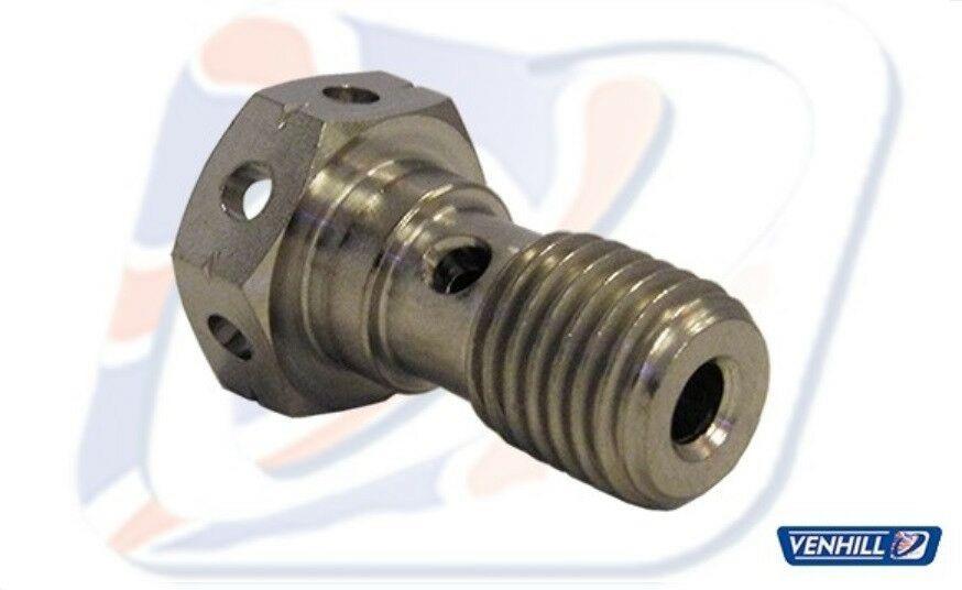 Obrázek produktu Banjo šroub Venhill M10x1.25mm titanium 110125T