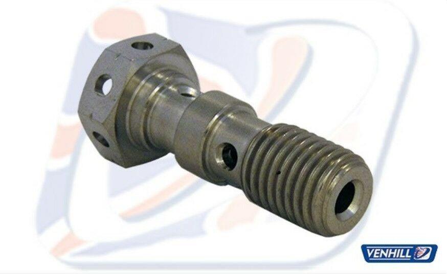 Obrázek produktu Banjo šroub Venhill M10x1.25mm titanium 210125T