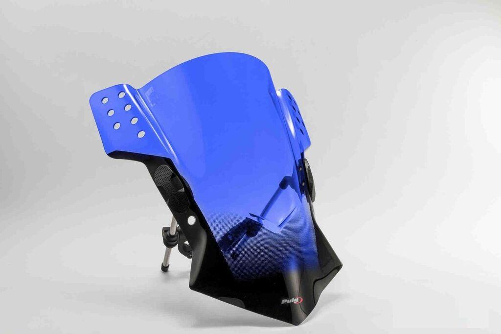 Obrázek produktu Plexi štít PUIG RAFALE modrá