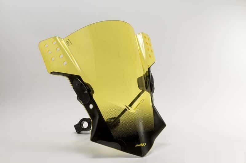 Obrázek produktu Plexi štít PUIG RAFALE žlutá
