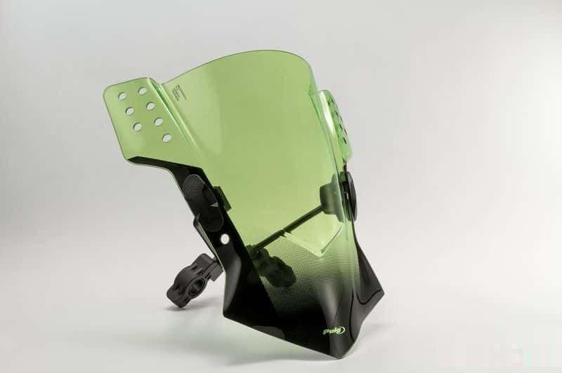 Obrázek produktu Plexi štít PUIG RAFALE zelená