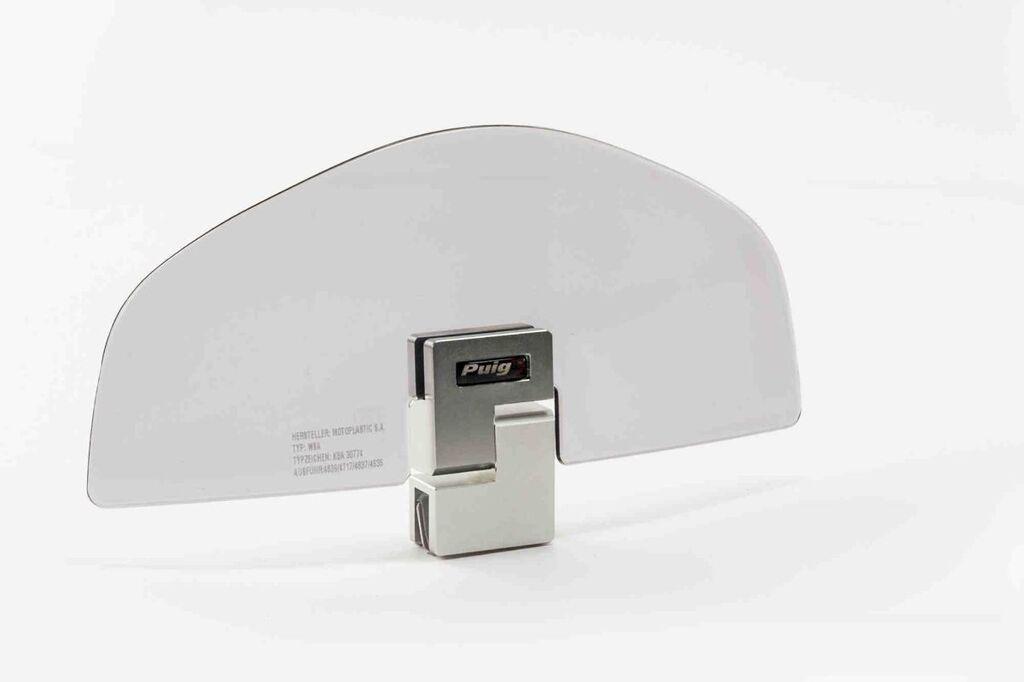 Obrázek produktu Deflektor pro plexi štíty PUIG kouřová 4639H