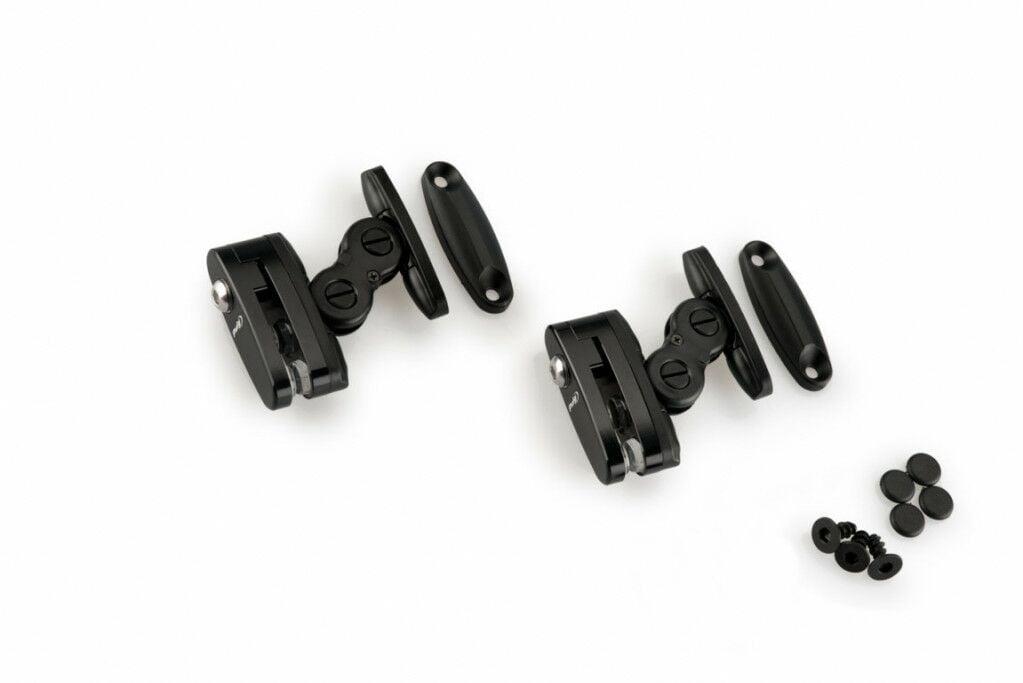 Obrázek produktu Multiadjustable mechanism PUIG clip-on černý 6799N