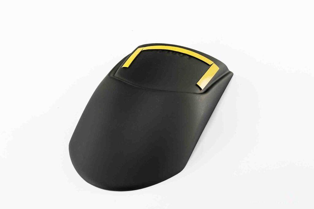 Obrázek produktu Nástavec předního blatníku PUIG černý 6417N