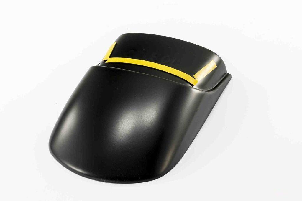 Obrázek produktu Nástavec předního blatníku PUIG černý 6418N
