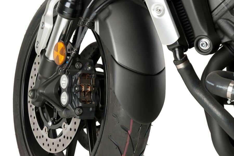 Obrázek produktu Nástavec předního blatníku PUIG černý 6433N