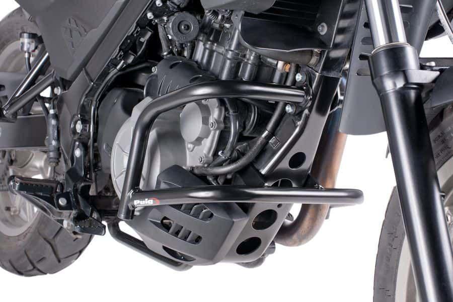 Obrázek produktu Ochranné rámy motoru PUIG d 25mm černý