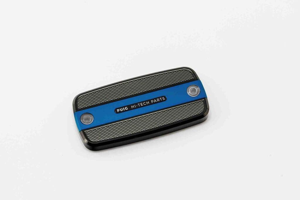 Obrázek produktu Krytka brzdové / spojkové nádobky PUIG modrá 9262A