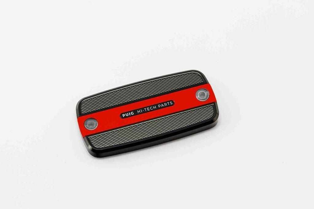Obrázek produktu Krytka brzdové / spojkové nádobky PUIG červená 9262R