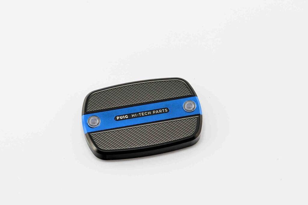 Obrázek produktu Krytka brzdové / spojkové nádobky PUIG modrá 9269A