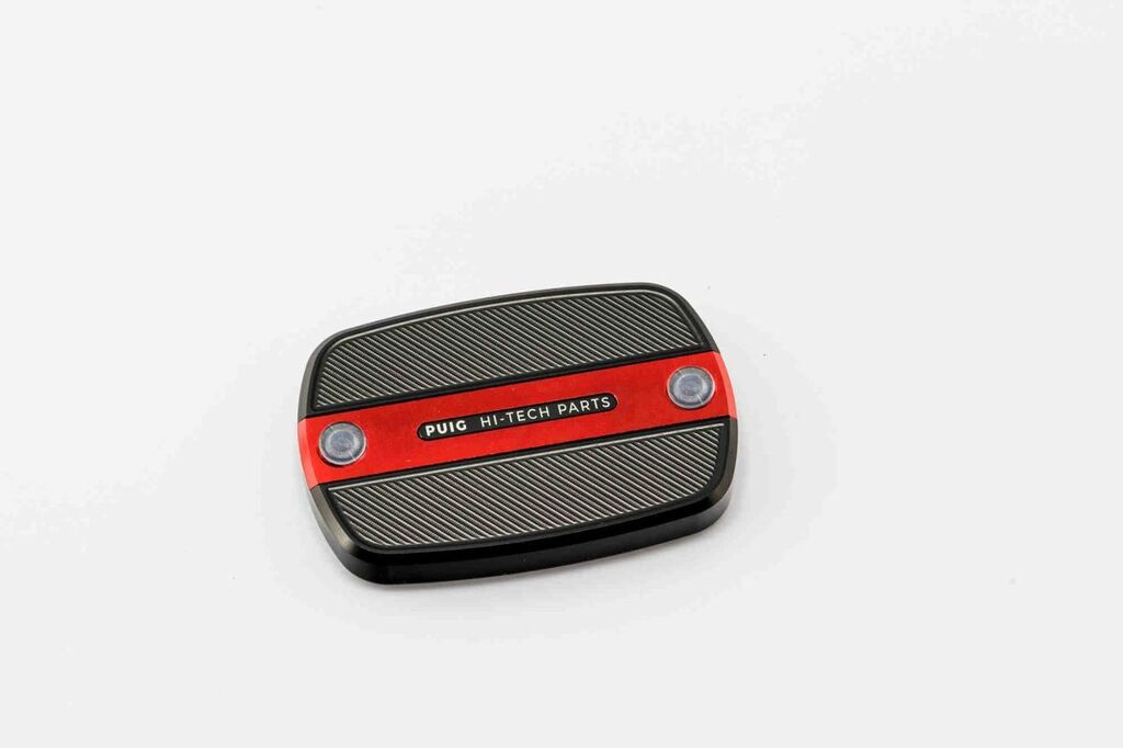 Obrázek produktu Krytka brzdové / spojkové nádobky PUIG červená 9269R