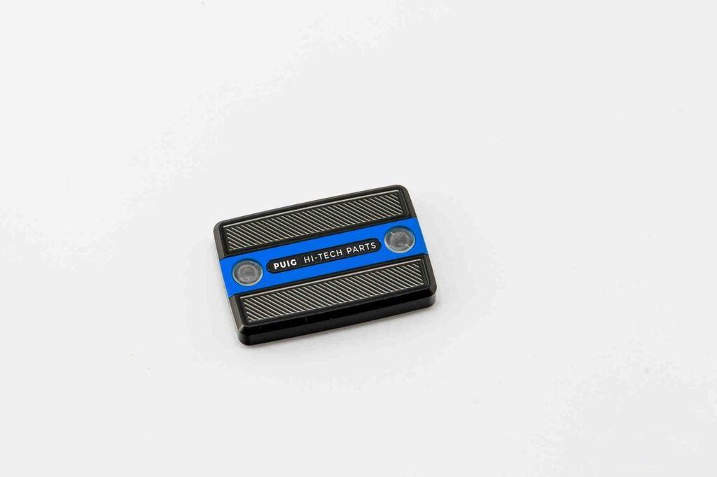 Obrázek produktu Krytka brzdové / spojkové nádobky PUIG modrá 9274A