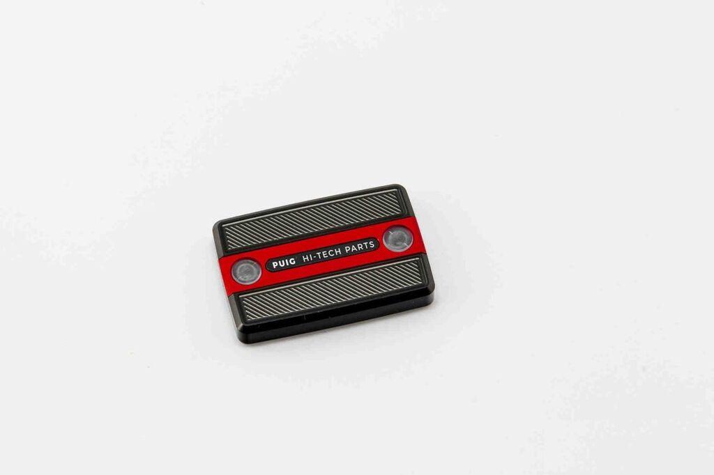 Obrázek produktu Krytka brzdové / spojkové nádobky PUIG červená 9274R