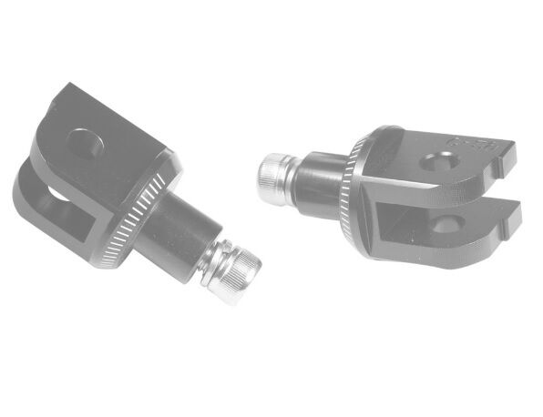 Obrázek produktu Adaptéry stupaček PUIG černý