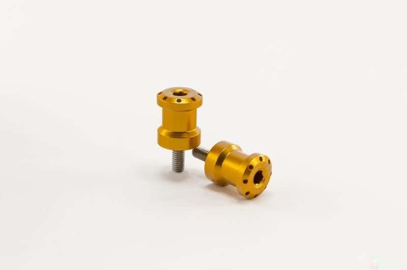 Obrázek produktu Rolny stojánku PUIG zlatá M6