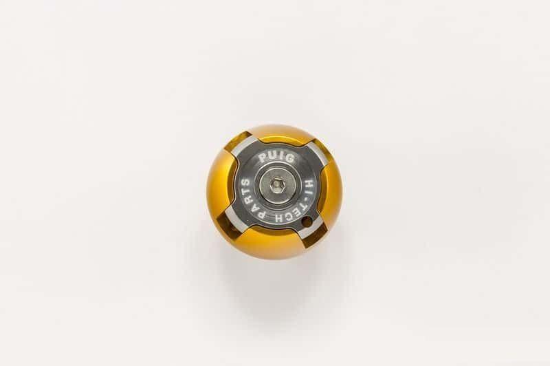 Obrázek produktu Zátka oleje PUIG zlatá M20x2,5