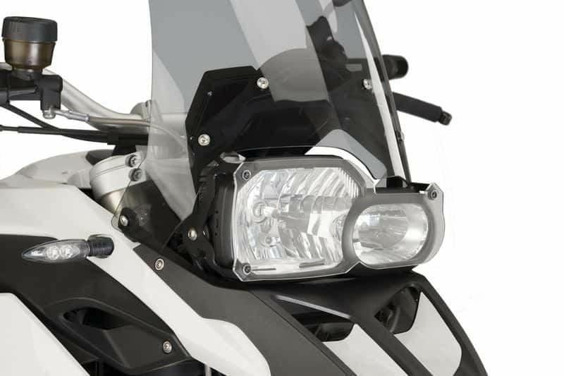 Obrázek produktu Ochranný kryt světlometu PUIG průhledný 8123W