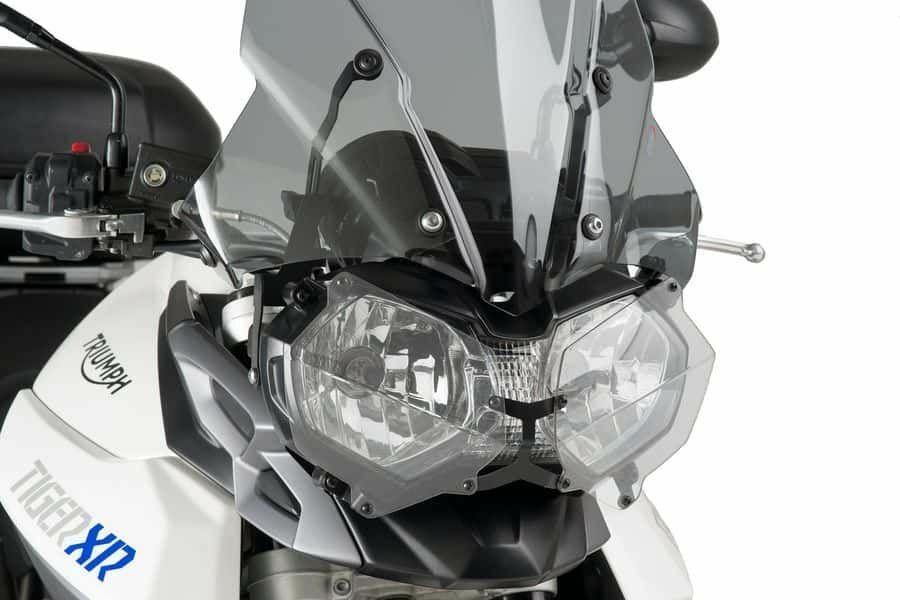 Obrázek produktu Ochranný kryt světlometu PUIG průhledný 8124W